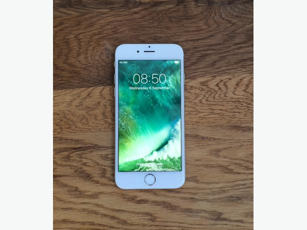 Apple iPhone 6 - 16GB - Silver - EE - Smartphone Great Condition