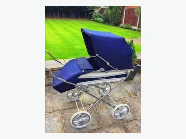 Silver Cross Royale Vintage Pram