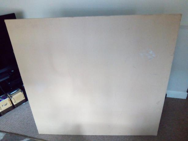 12mm MDF sheet 1220mm x 1275mm