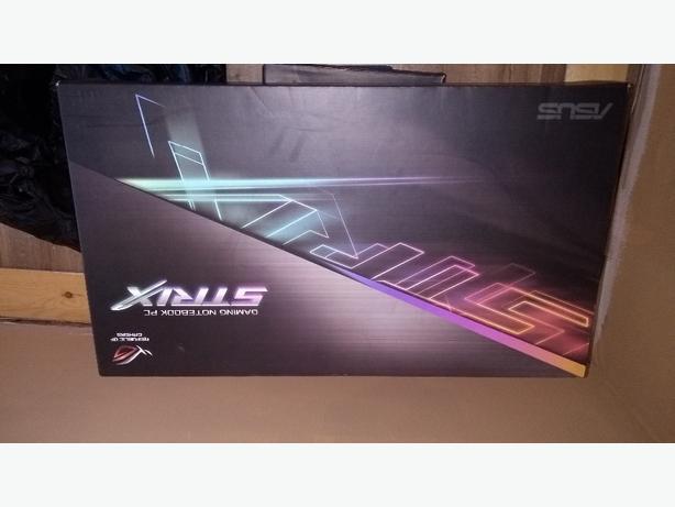 Asus ROG Strix GL753gaming laptop