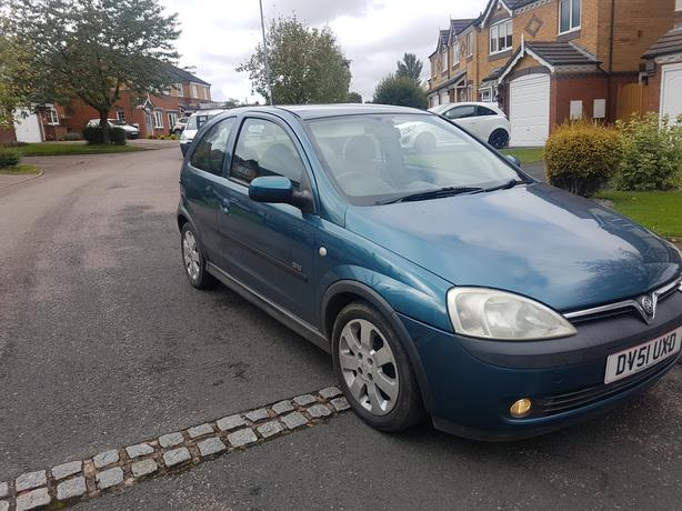 "### vauxhall Corsa """"' offers or swap try me"