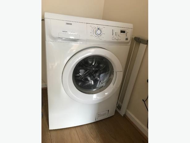 Zanussi washer 6 kg