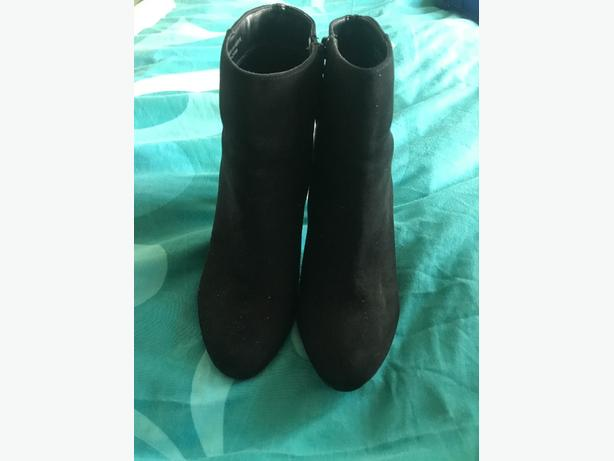 Boots Sparkling heel