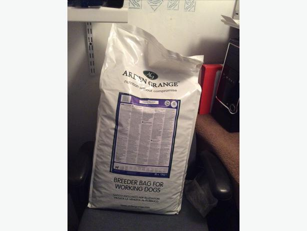 Arden grange 15kg puppy/junior food