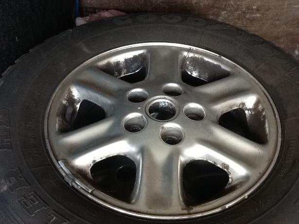 Freelancer alloy wheels x5