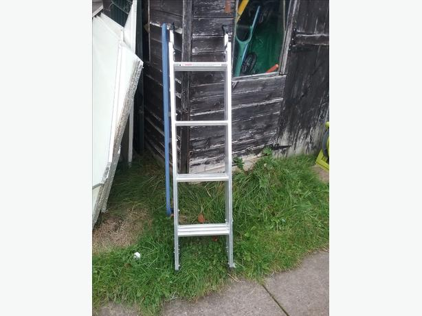 3 piece loft ladder