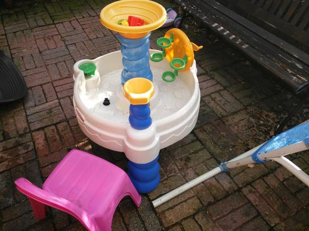 Children's water table