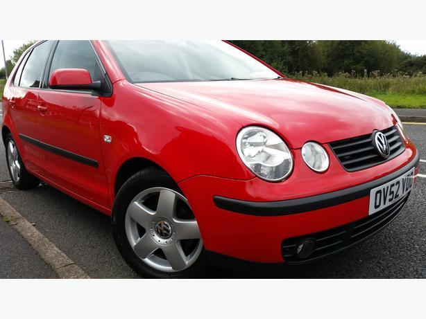 2002 VW POLO DIESEL SPORT 13 SERVICES NEW CAMBELT 12 MONTHS MOT