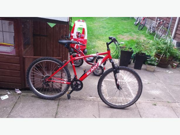 mountain bike 26 inch wheels