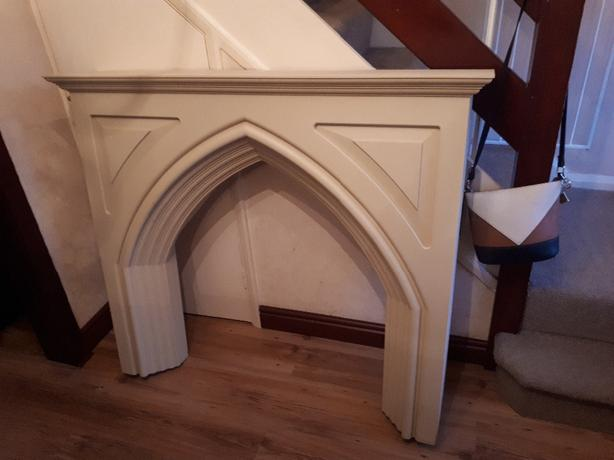 £30 fire surround