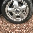 Mini Cooper Alloys