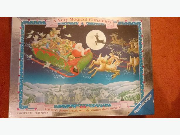 1000 piece kids jigsaw puzzle 5years+ £1.50