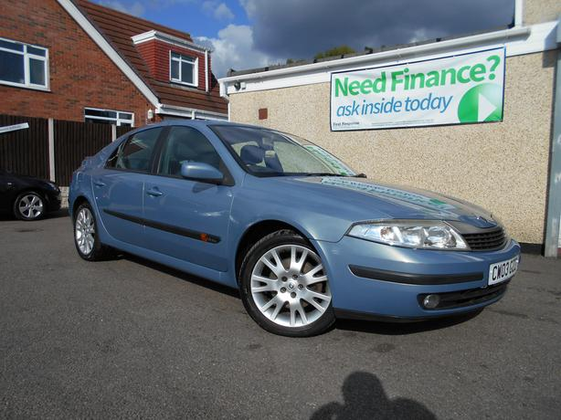 RENAULT LAGUNA 1.8 DYNAMIQUE *IDEAL FAMILY HATCH*