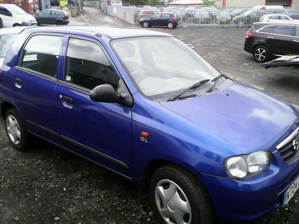 Suzuki alto 1.2 2004 mot June 18 needs attention cash or swap READ THE AD