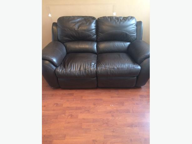 FREE: Brown sofa