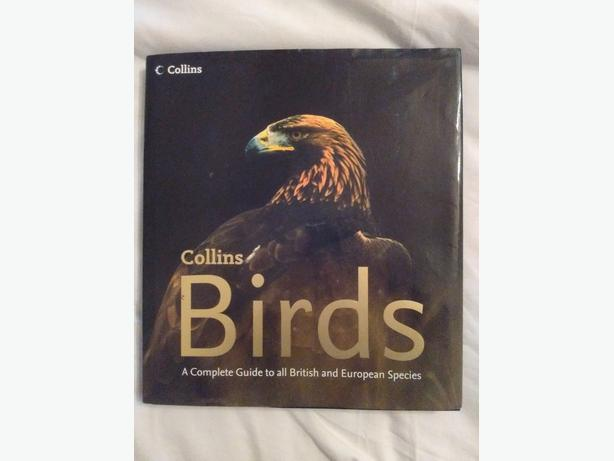 Birds, A Complete Guide to all British and European Species, Collins