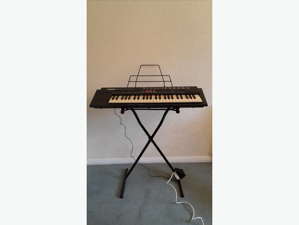 YAMAHA PSR-3 ELECTRONIC PORTABLE KEYBOARD