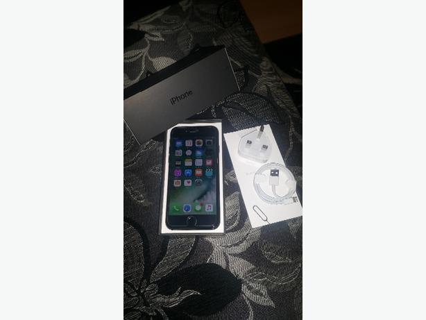 Iphone 7 128gb Unlocked with warranty