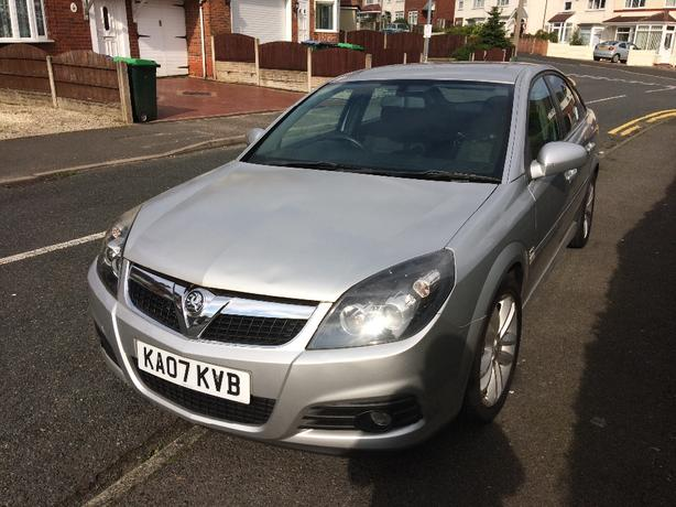 2007 (07) VAUXHALL VECTRA SRI 150BHP *79K* LOW MILEAGE 1.8 PETROL