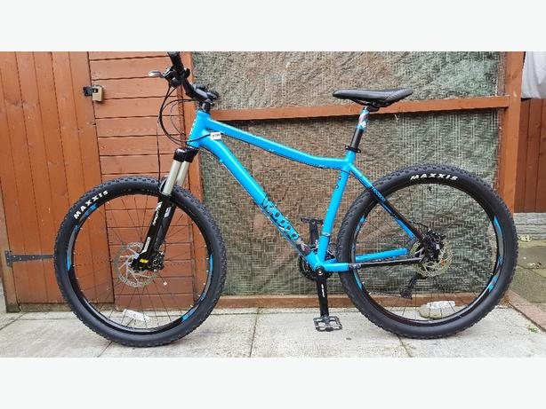 *mountain bike voodoo hoodoo 27.5 brand new *