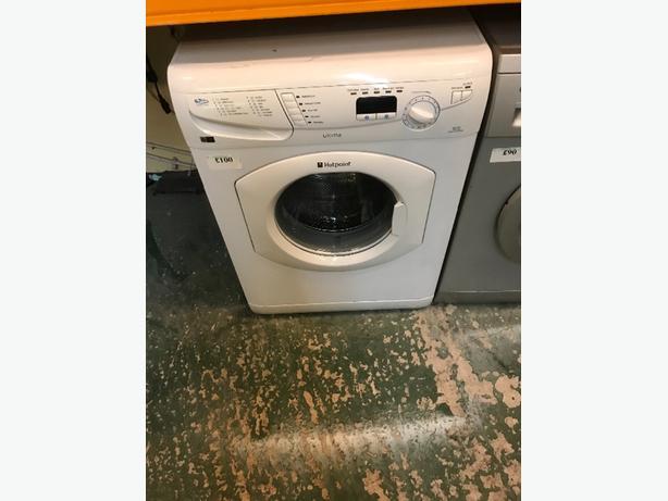 🚛🌎hotpoint 7kg washer recyk appliances
