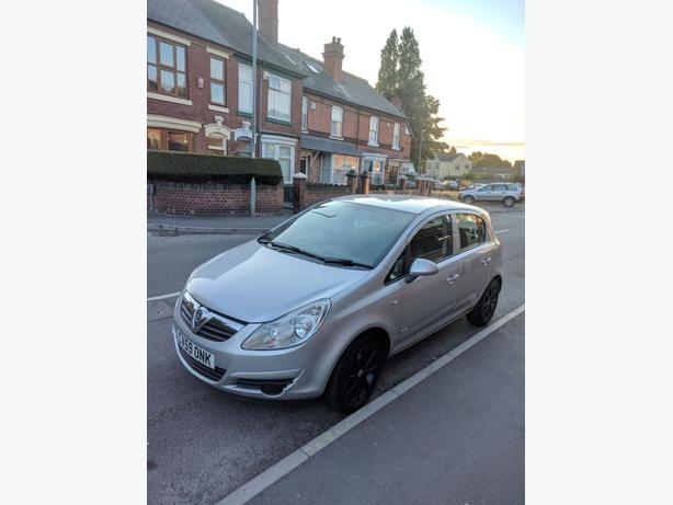 vauxhall corsa 1.3 cdti manual 5 door