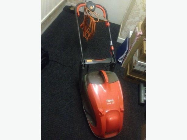Spares or Repairs Flymo Glider 330 Electric Lawnmower can Deliver