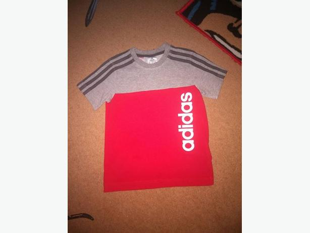 boys adidas and converse tracksuit age 4