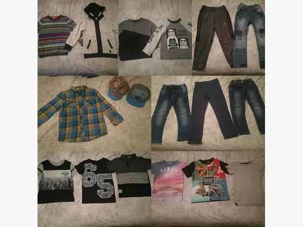 boys clothing (some designer) 4-5