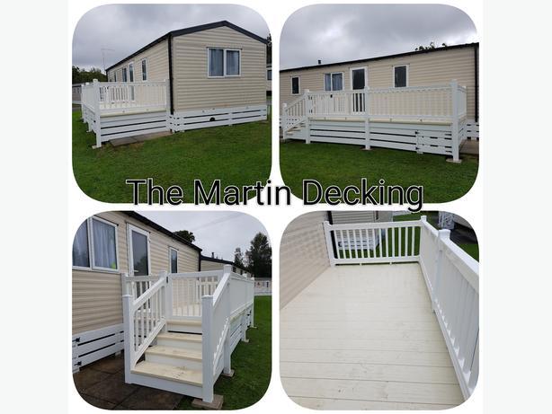 The Martin 4 Berth Caravan Oakdene Forest Park St Leonard's