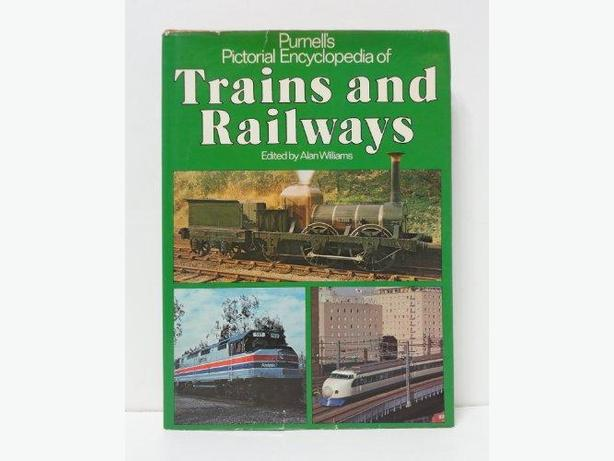 Purnell's Pictorial Encyclopedia of Trains and Railways