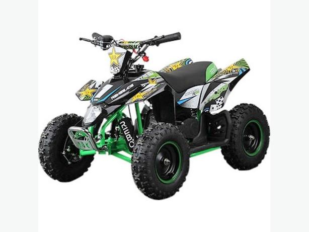 1000 watt renegade quad bike 36v free delivery new