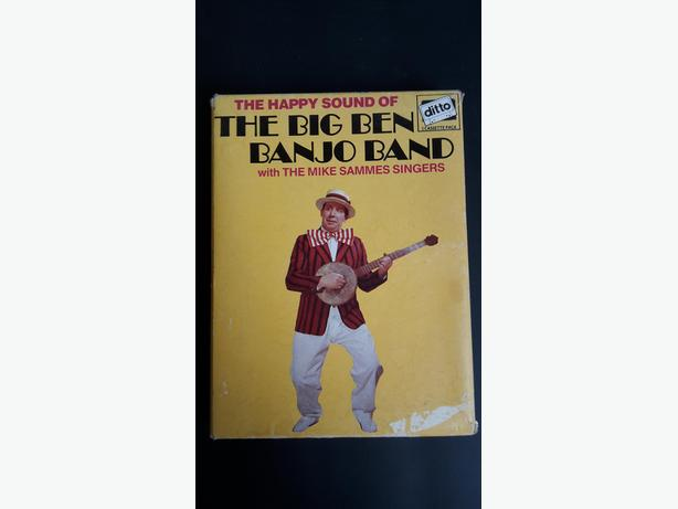 The Happy Sound Of The Big Ben Banjo Band