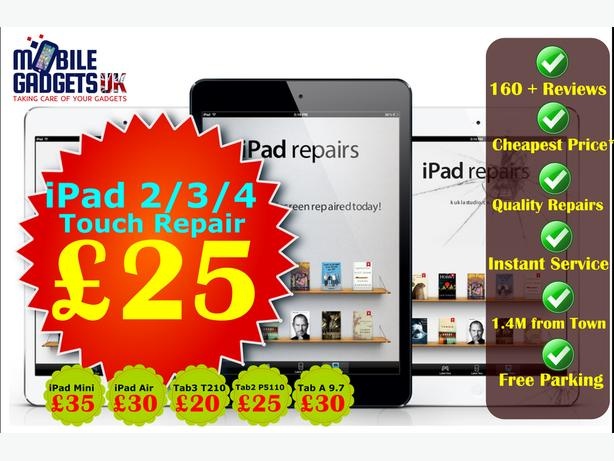 iPhone iPad iPod LCD Screen Touch Screen Charging Port Repair Service
