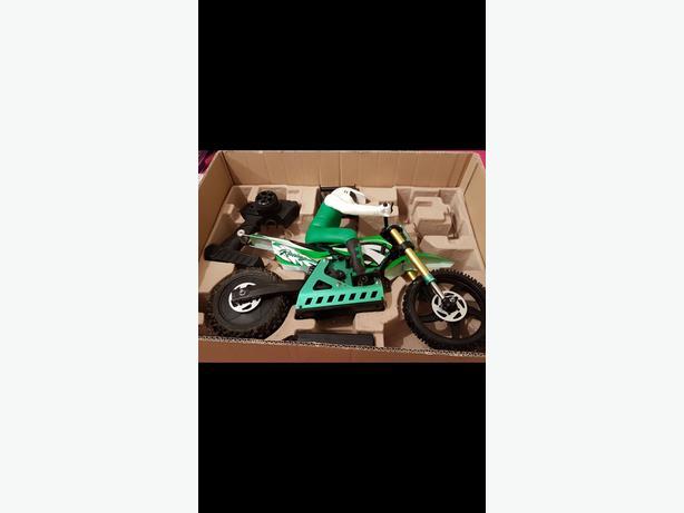 Skyrc sr4 rc bike