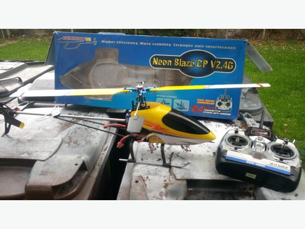 brushless rc helicopter