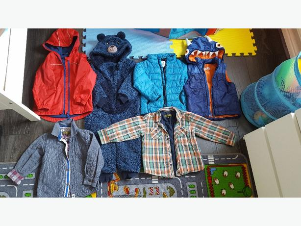 Boys clothes 3-4 years Next, H&M, Ted Baker, George