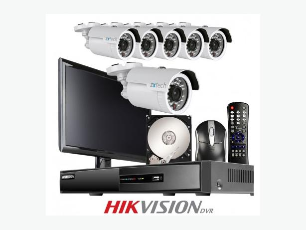 HOME CCTV INSTALLTION