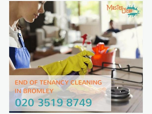 End of tenancy cleaning Bromley - Free Quote