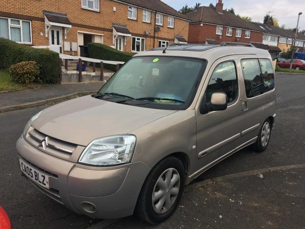 Citroen berlingo multi space hdi