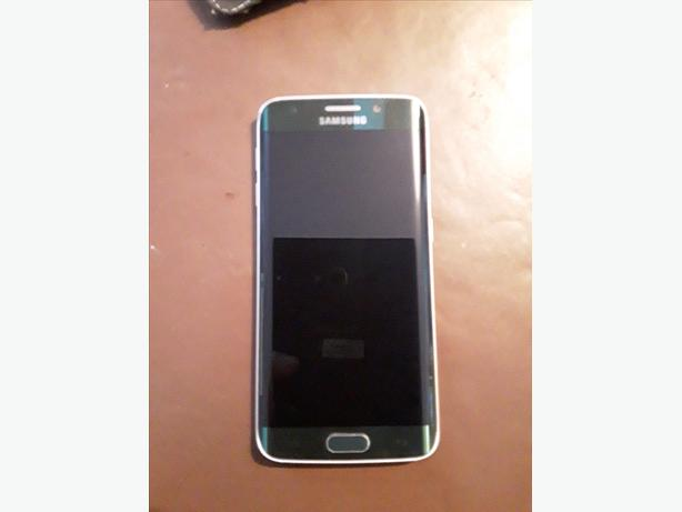 Samsung S6 Edge (32gb Green) - Immaculate Condition