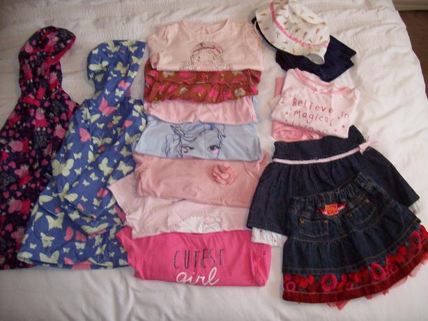 girl's clothes (age 4-5)