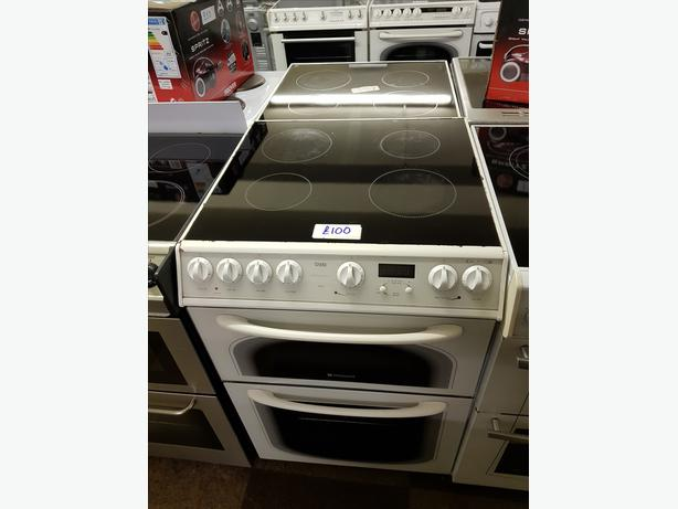 CREDA DOUBLE OVEN ELECTRIC COOKER VERY CLEAN AND TIDY 🌍PLANET APPLIANCE🌍🌍