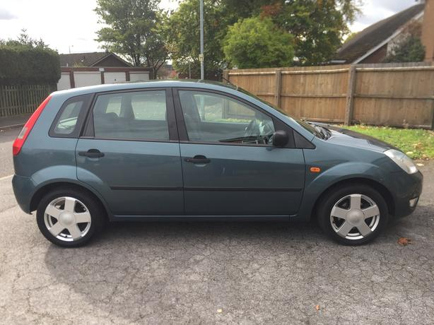 FOR SALE FORD FIESTA 1.4 5 DOOR