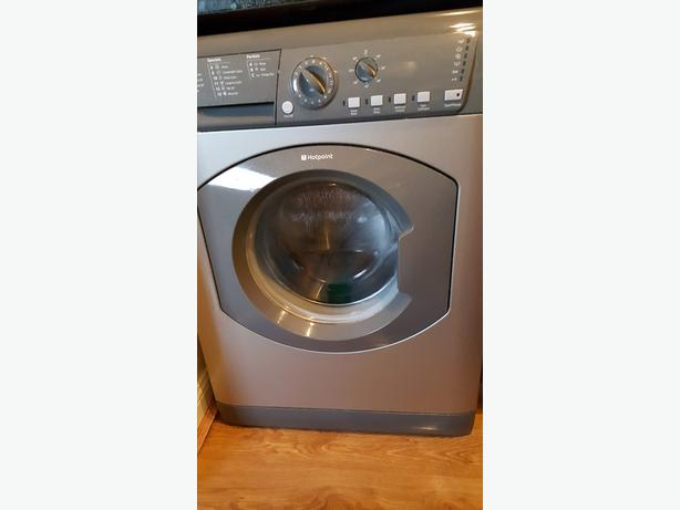 Hotpoint Grey Washing Machine