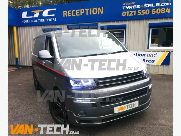 For Sale: Volkswagen VW T5.1 Transporter Two Tone Grey 2014