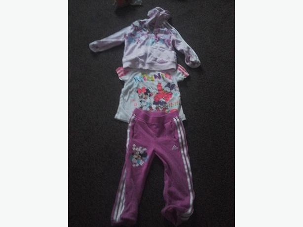 minnie mouse tracksuit