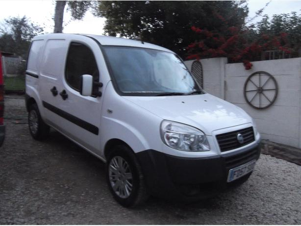fiat doblo 1.3 diesel-m-jet-2007-read advert