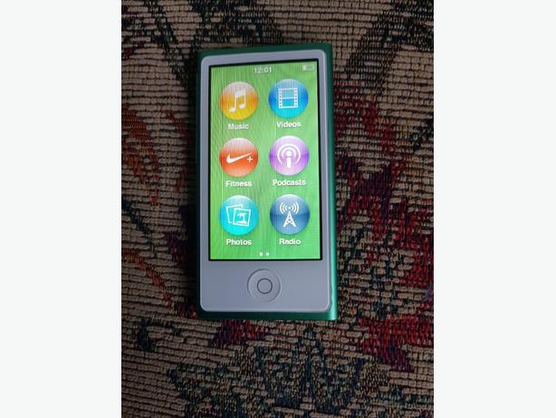 Ipod Nano 7th Gen 16GB For Sale