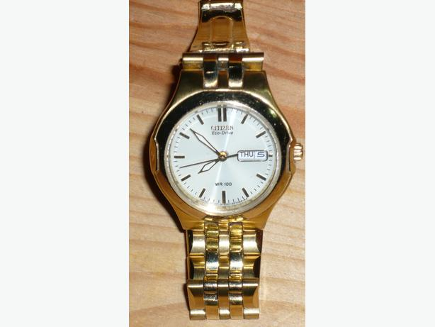 Ladies Citizen Eco Drive watch
